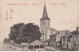 57 - LORRY LES METZ - NELS SERIE 105 N° 89 - L'EGLISE - Sonstige Gemeinden
