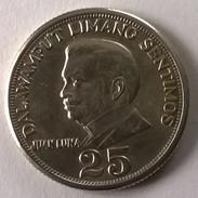 Monnaies - Philippines - 25 Sentimos 1967 - Superbe - - Philippines