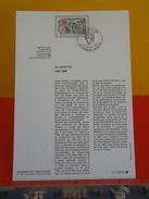 FDC > 1980-1989 > Lafayette 1757 / 1834 - 43 Chavaniac Lafayette - 25.2.1989 - 1er Jour - Coté 3 € - FDC