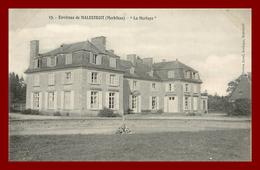 Dept 56 * Malestroit *  Le Chateau La Morlaye    ( Scan Recto Et Verso ) - Malestroit