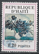 Haiti 1971. Scott #645 (U) Iris In Vase, By Van Gogh * - Haïti