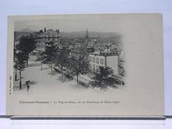 63 - CLERMONT FERRAND - LOT DE 7 CPA DOS SIMPLE - Clermont Ferrand