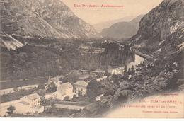 09 -USAT LES BAINS - Vue Panoramique Prise De Lombrives - Francia