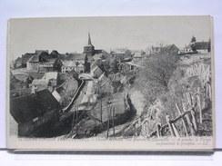 63 - COUPE GORDON BENETT (1905) - CIRCUIT MICHELIN - VUE GENERALE DE LAQUEUILLE - TRES BEL ETAT - Altri Comuni