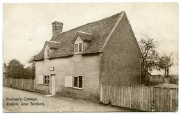 BUNYAN'S COTTAGE : ELSTOW, NEAR BEDFORD - Bedford