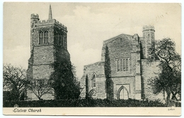 BEDFORD : ELSTOW CHURCH - Bedford