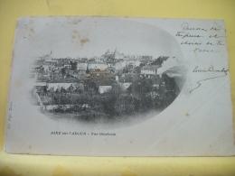 B4 593 - 40 AIRE SUR L'ADOUR - VUE GENERALE  - 1901 - Aire