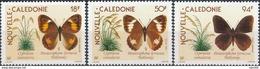 Nieuw-Caledonie  Butterflies - Vlinders