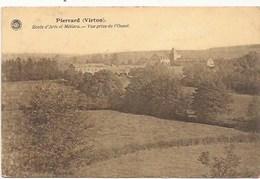 Pierrard (Virton): Ecole D'Arts Et Métiers - Vue Prise De L'Ouest - Virton
