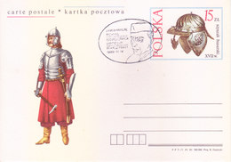 POLAND 14-11-1989 SPECIAL CANCELLATION ON PANDIT JAWAHARLAL NEHRU - UNUSED / MINT - 1944-.... Republic