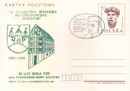 POLAND 14-11-1989 SPECIAL CANCELLATION ON PANDIT JAWAHARLAL NEHRU - UNUSED / MINT - 1944-.... Republiek