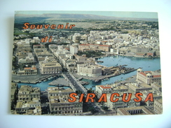 SOUVENIR  DI  SIRACUSA         VIAGGIATA  COME DA FOTO - Siracusa