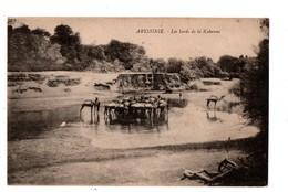 ETHIOPIE . ABYSSINIE . LES BORDS DE LA KABENNA - Réf. N°1347 - - Ethiopie