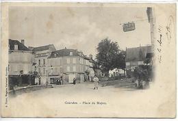 GOURDON - Place Du Majou - Gourdon