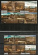 Zone Archéologique De Paquimé, Casas Grandes.MEXIQUE.Patrimoine Mondial Unesco.,SÉRIE + B-F NEUFS ** - Mexico