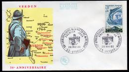 France Frankreich FDC Y&T 1484 - 1960-1969