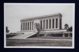 France: Card Postale  Memorial Americain De Chateau-Thierry   La Série De 5 Cartes  Type L1 S - Postwaardestukken