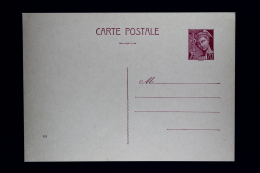 France  Carte Postale Mercure  Type  A1  1939 - Standard- Und TSC-AK (vor 1995)