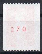 France Frankreich Y&T 2719a** - Rollen