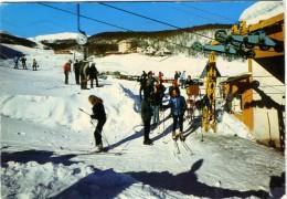ROCCARASO  L'AQUILA  Aremogna  Stazione Climatica  Sci Ski  Skilift - L'Aquila