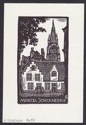 Ex Libris Marcel Jonckheere (Schöner) - Ex-libris