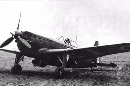 Aviation WW2 - Chasseur Français Morane-Saulnier 406 En 1940 - 1939-45