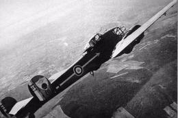 Aviation WW2 -  Potez 63.11 En Vol - 1939-45