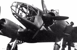 Aviation WW2 -  Potez 63.11 Au Sol - 1939-45
