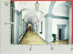 CARTOLINA VG ITALIA - BOLOGNA - Nob. Collegio S. Luigi - Galleria Della Direzione - 10 X 15 - ANN. 1965 - Bologna