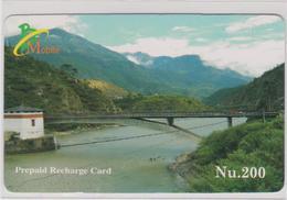 BHUTAN  PREPAID/RECHARGE