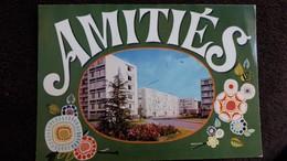 CPM SAINTE GENEVIEVE DES BOIS ESSONNE RESIDENCE ST HUBERT AMITIES - Sainte Genevieve Des Bois