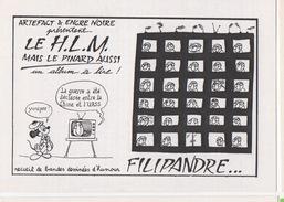 Illustrateur FILIPANDRE -  Le HLM Et Le Pinard - 2/40 - Illustrateurs & Photographes
