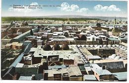 SYRIE - DAMAS - Vue Générale Du Centre De La Ville - Syrie