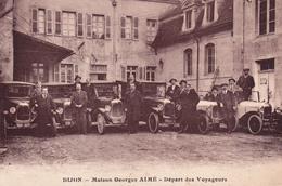 DIJON - Maison Georges AIME - Départ Des Voyageurs - Dijon