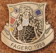 FAGERO 1996 - CARNAVAL  -      (16) - Pins
