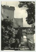 Sermoneta (Latina) - Ingresso Castello Caetani Con Ponte Levatoio - Viaggiata - Latina
