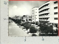 CARTOLINA VG ITALIA - NETTUNO (ROMA) - Viale G. Matteotti E Albergo Astura - 10 X 15 - ANN. 1957 - Altre Città