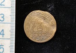 Jeton, Nuremberg  Mathaus Lauffer II,  GOTES SEGEN MACHET REICH,  1618 - Royaux/De Noblesse