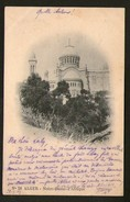 ALGER_Notre Dame D'Afrique_précurseur_circulée_Mustapha-28/9/1903_Vollenweider Photographe - Non Classés