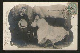 """""""Si Jeunesse Savait""""_Précurseur Convoyeur """"Tergnier à Amiens""""_1903 - Humour"""