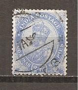 India Inglesa -  Nº Yvert 84 (usado) (o) - India (...-1947)