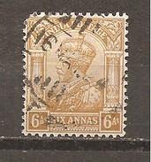 India Inglesa -  Nº Yvert 88 (usado) (o) (defectuoso) - India (...-1947)