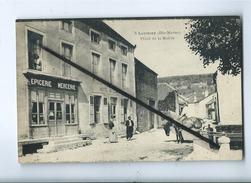 CPA  Rétrécit -  Latrecey  (Hte Marne ) - Place De La Mairie  (Epicerie , Mercerie , Hôtel Du Commerce ) - France