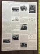 ENV 1900 EXPOSITION DES AUTOMOBILES AMIOT PENEAU RAOUVAL - Vieux Papiers