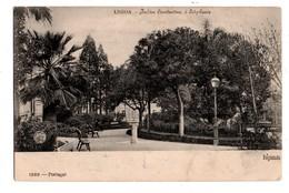 PORTUGAL . LISBOA . JARDIM CONSTANTINO, A ESTEPHANIA - Réf. N°1368 - - Lisboa