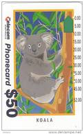 AUSTRALIA - Koala(9520) $50, Tirage 30000, Used - Australia