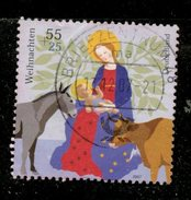 Germany 2007 55+25c Christmas Issue #B991 - [7] Federal Republic