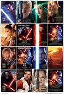 16 Postcards Of  Star_wars_episode_vii__the_force_awakens  Film Poster,  Postkarte Carte Postale - Affiches Sur Carte