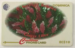 Ginger Liles 138CDMA - Dominica