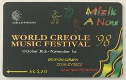Music Festival 98 - Dominica